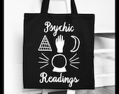 Black Psychic Readings Tote