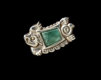 Celestial Turtle Pin