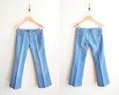 Vintage GUCCI couture jeans