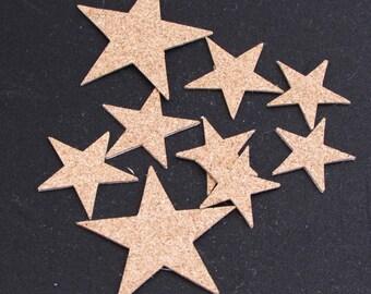 Cork stars