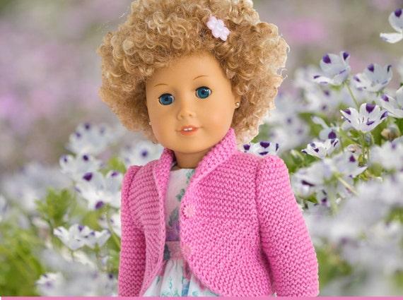 Easy Knitting Patterns For American Girl Dolls : Knitting Pattern For American Girl Dolls Summer by LelleModa