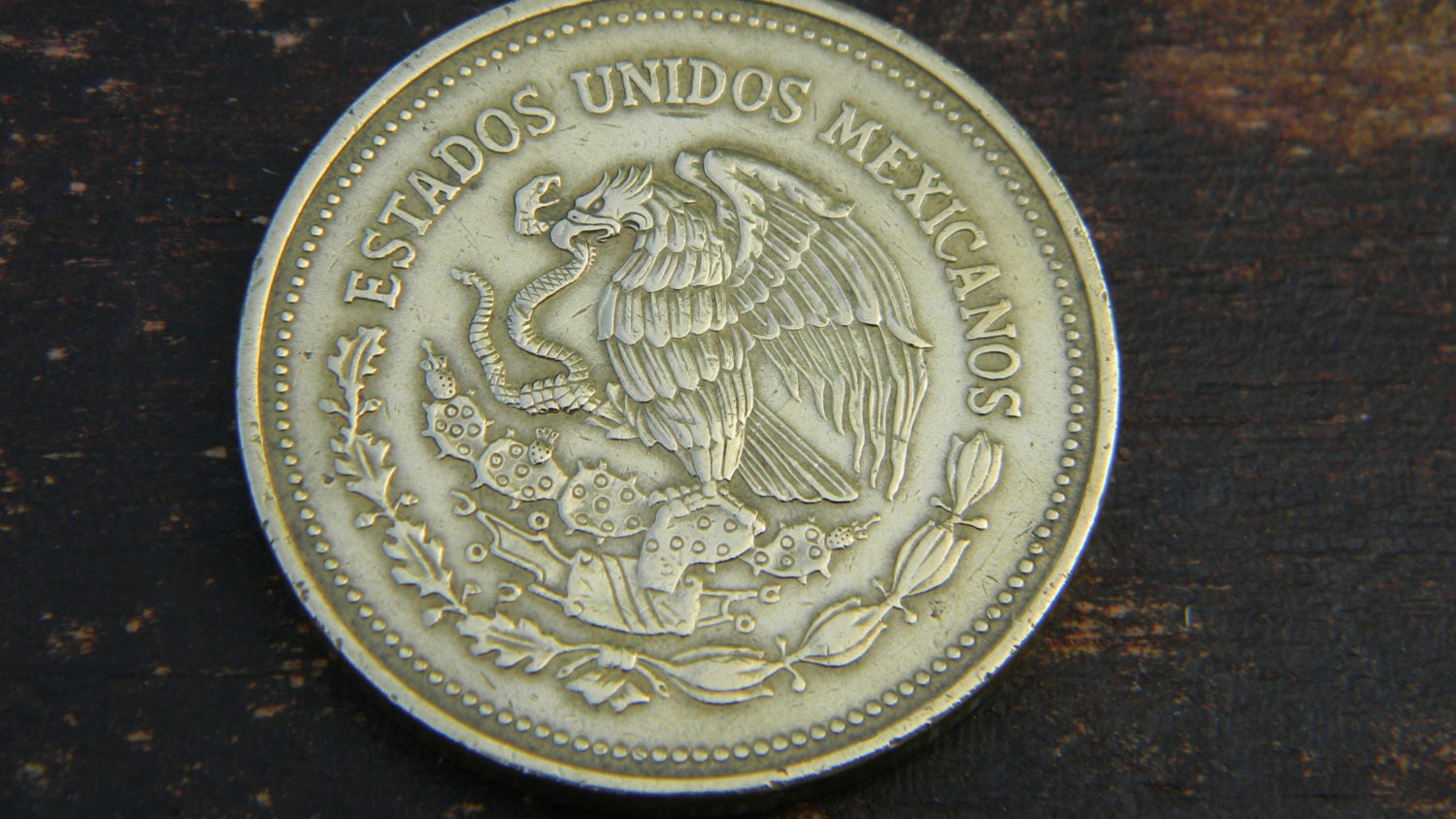 Large Coin Mexico 1000 Peso Coin Eagle And By Tradewindsnorth