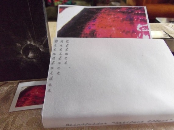 Blindfolder- Artifact Effect (Cassette Tape + Digital Download)