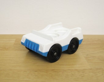 Rare Fisher Price Vintage McDonalds Exclusive Car