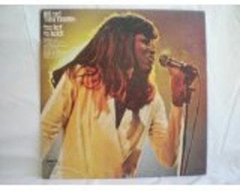 Tina Turner vinyl record - Original - Too  Hot to Hold Vinyl - Vintage vinyl record lp in Excellent Condition