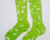 4 Sizes! Pear Sock Blockers