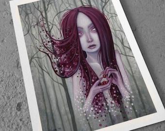 Nature's Poison - Giclée Print