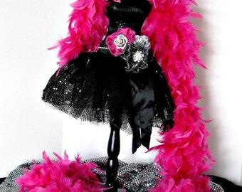 Parisian Party centerpieces and decorations Ooh la la Mademoiselle dress form