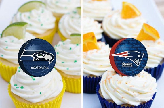 Super bowl party supplies 2015 patriots seahawks by for Super bowl party items