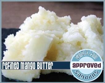 Refined Mango Butter - 4 oz