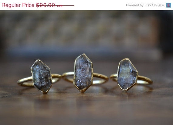 Mothers Day Sale Herkimer Dainty Double Terminated By