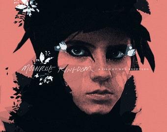 Moonrise Kingdom alternative movie poster