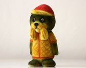 VIGRI, Russian toy from USSR, Olympic Games Tallinn, Estonia 1980 mascot