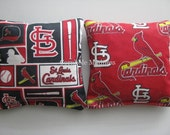 St Louis Cardinals Cornhole Bags MLB Corn hole Corn Toss Baggo Set of 8