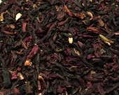 CLEARANCED - Dried Hibiscus Flowers, Called Crown of Beauty and Grace,