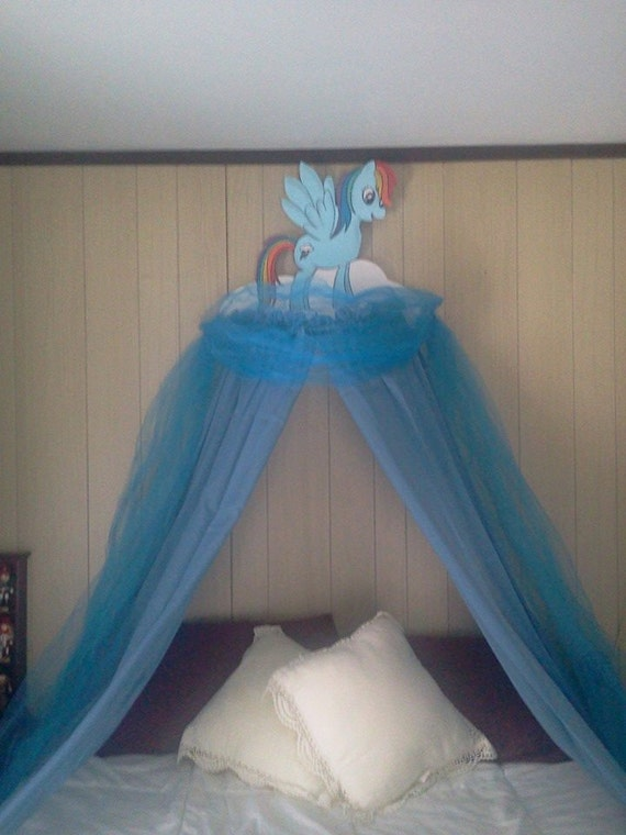 items similar to my little blue pony childrens bedroom