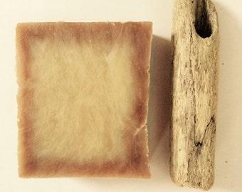 Wanderlust - Sandalwood Vanilla Musk Soap - By Dirt Tribe