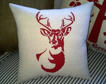 Little Stag PIllow