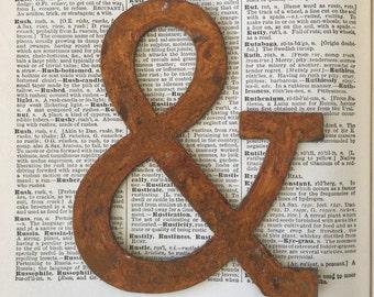 "8"" Ampersand"
