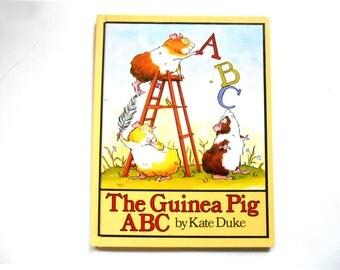 The Guinea Pig ABC, 1983 Vintage Children's Book