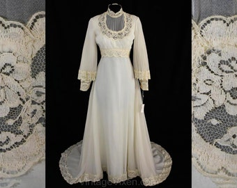 400 dollars etsy for Antique inspired wedding dresses