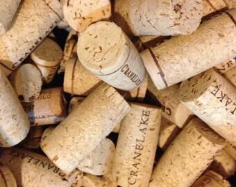 100 natural WINE CORKS