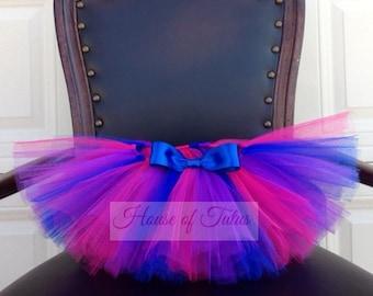 Multicolored tutu- Baby Tutu-Newborn Tutu- Girls Tutu- Tutu- Tutu Skirt- Toddler Tutu-  Baby Girl Clothing- Available In Size 0-24 Months