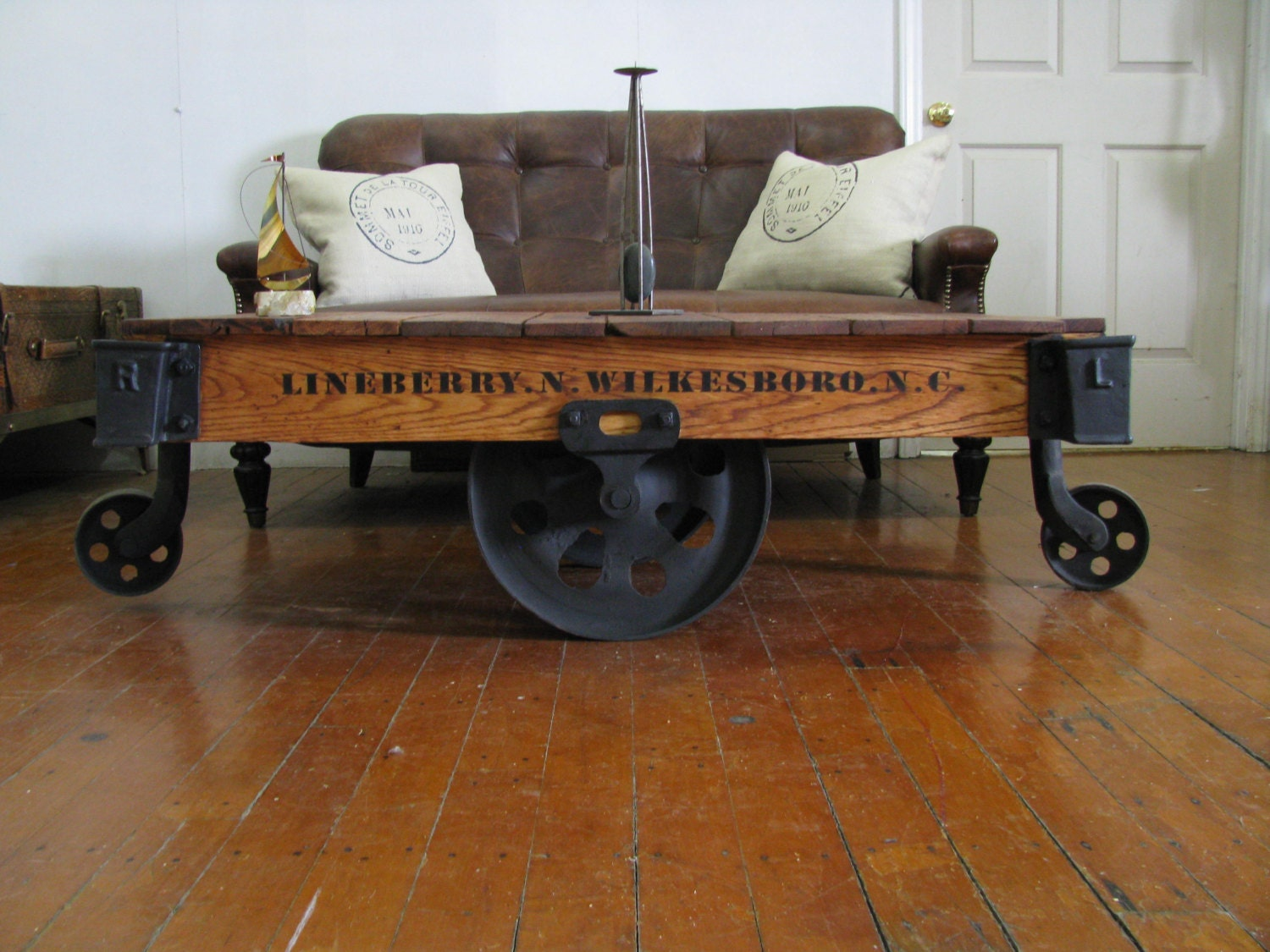 Ts Berry Furniture Restored Repurposed Original Authentic Lineberry Foundry&Furniture ...