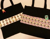 Geeky Totes, Adventure Time, Star Trek, Star Wars or Firefly