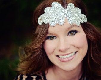 Morgan Headband rhinestone, sparkle, headwrap, hairband