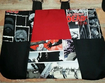 Walking Dead Purse, Walkers,zombie