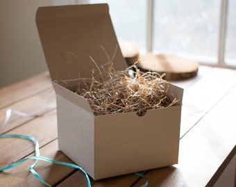 Gift Box - Fits Up to Four Items - Gift Box Only, Items purchased seperately, Free Shipping, Gifts for Her