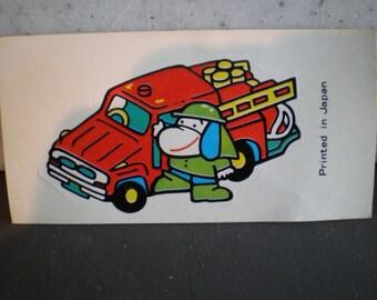 Vintage Sanrio Sticker