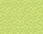 Halle Rose - 1/2 Yd Halle Small Floral Green - For Riley Blake designed by Lila Tueller  - C4184-GREEN