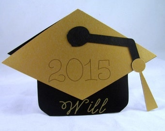 Graduation Party Placecards/Food Tent Cards