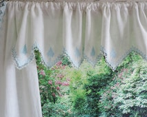 Popular Items For 1930s Curtains On Etsy