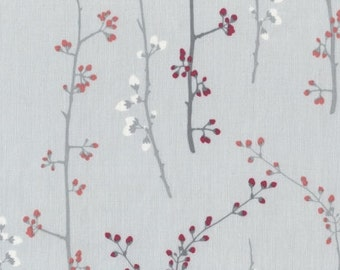Spring Branches in Multi 343 - FLIRT - Dear Stella Design Fabric - By the Yard