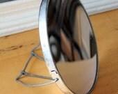 Vintage Folding Vanity Shaving Mirror