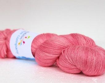 Silken Lace - Cotton candy