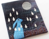 Moon Gazing Hare Quilt Pattern #2