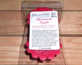 Macintosh Apple Scented Soy Wax Tart Melts - 2 Pack/Scented Wax Melts/Soy Tarts/Fragrant