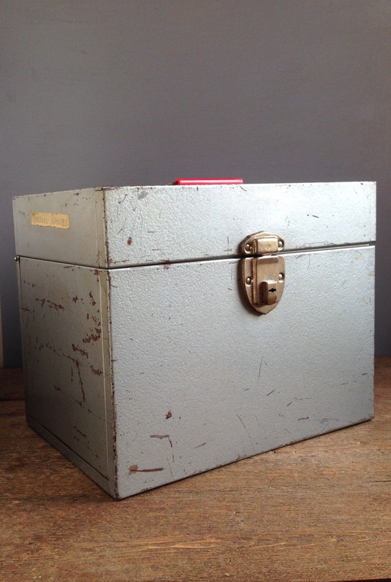 Original Vintage TAB Office Storage Cabinets 3 Avail  The Good Mod