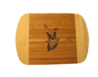 Bamboo Cheese Board - Free Shipping