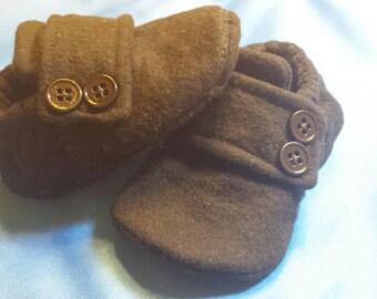 Baby Boy Church Shoes