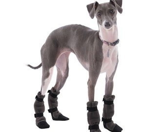 ITALIAN GREYHOUND Dog Booties, Winter Boots for Dogs, Dog Accessories, Dog Boots, Waterproof Dog Shoes, Dog Clothing, Dog Apparel, Clothes