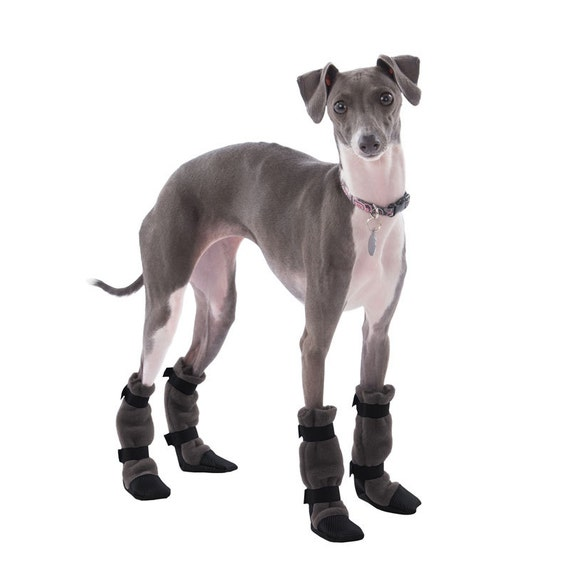 ITALIAN GREYHOUND Dog Booties Booties Dog Shoes Dog Boots