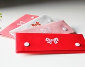 Sweet Bow - Ribbon Pencil Case