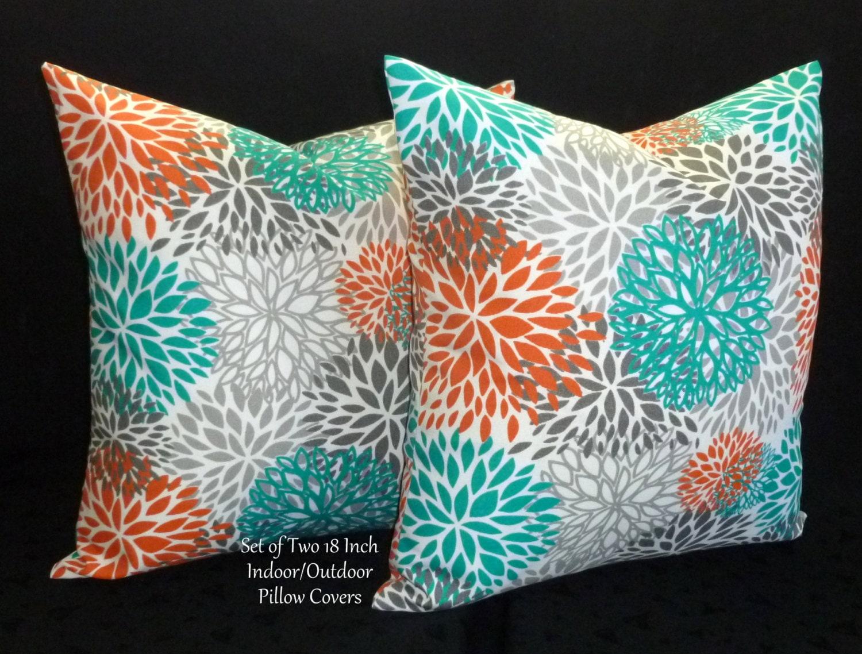 Indoor Outdoor Pillows Decorative Pillows Pillow Covers