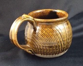 12 ounce Stoneware coffee mug