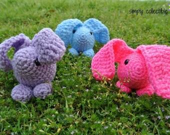 Crochet Pattern toy Baby Bunny Amigurumi- PDF